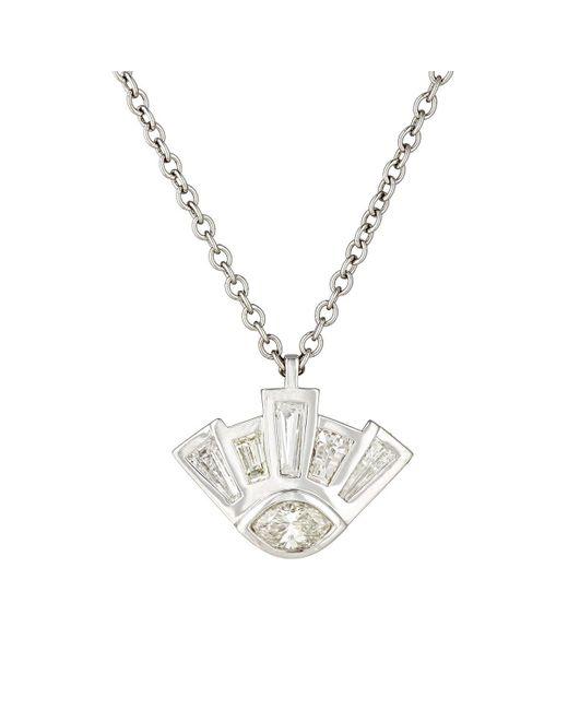 Finn - Metallic Eye Of Providence Necklace - Lyst