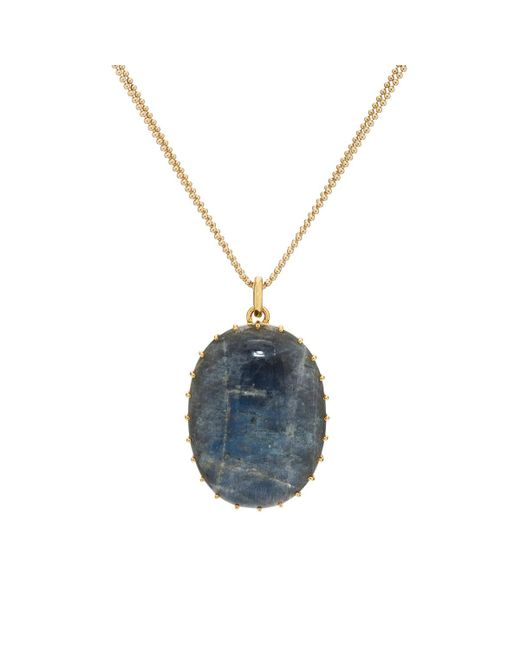 Renee Lewis | Blue Labradorite Pendant Necklace | Lyst