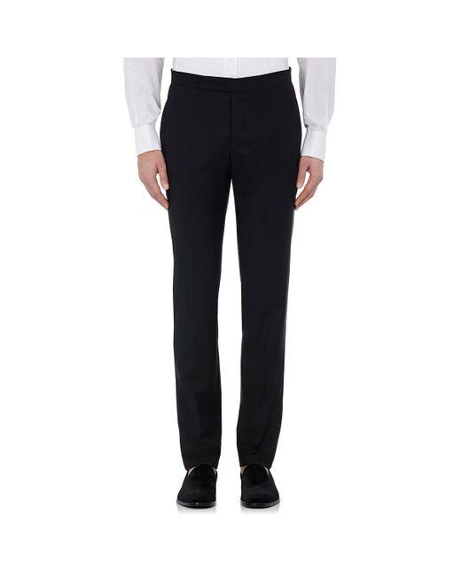 Incotex - Black S-body Slim-fit Wool for Men - Lyst