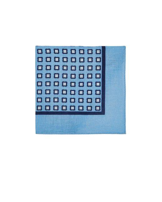 Bigi   Blue Square-medallion   Lyst