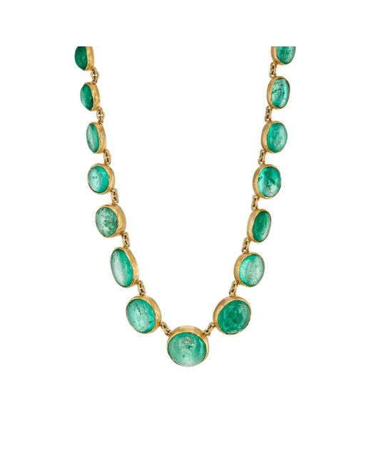 Judy Geib | Metallic Riviere Necklace | Lyst