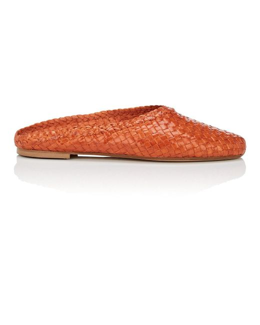 Barneys New York - Orange Basket - Lyst