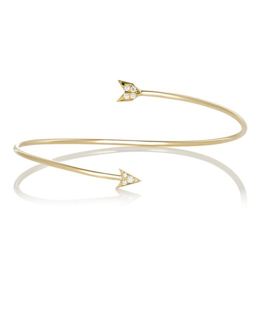 Finn - Metallic Arrow Cuff - Lyst