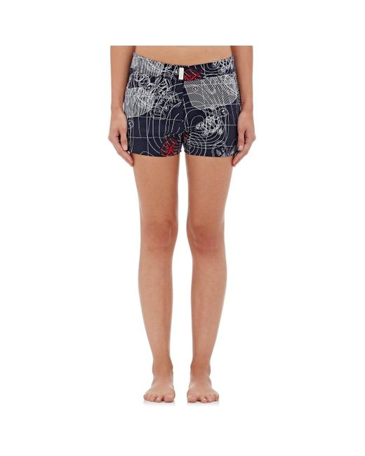 Vilebrequin | Blue Ferise Shorts | Lyst