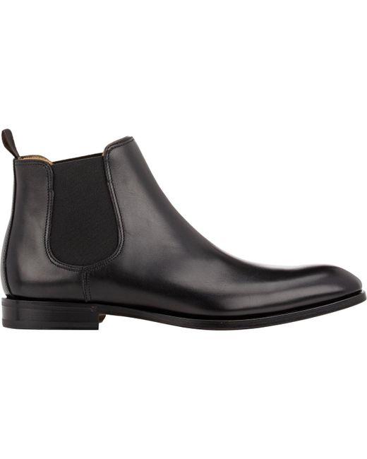 Barneys New York - Black Chelsea Boots for Men - Lyst