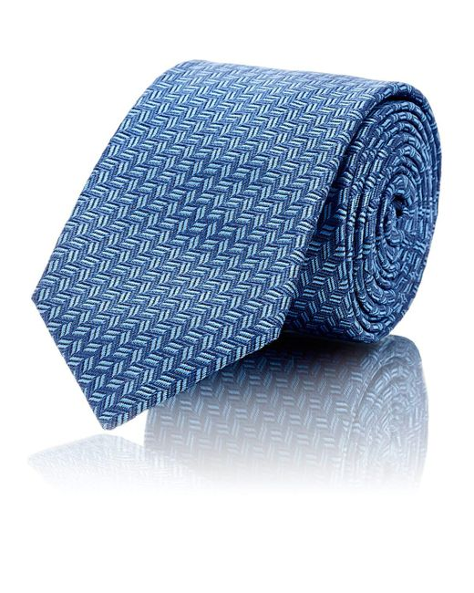 Barneys New York - Blue Micro for Men - Lyst