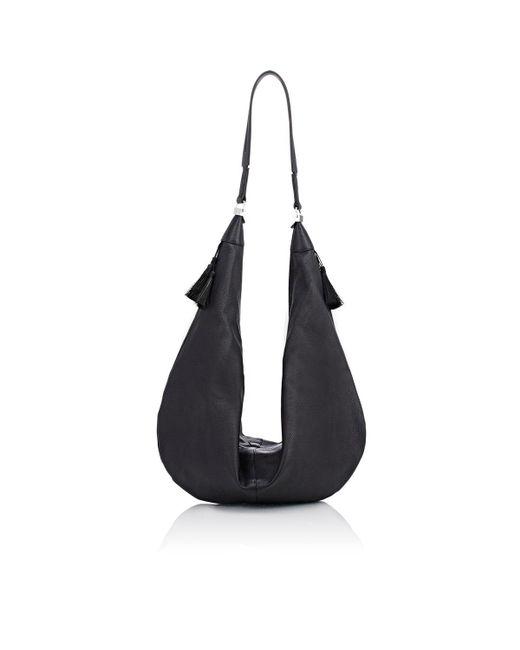 The Row   Black Sling Hobo Bag   Lyst