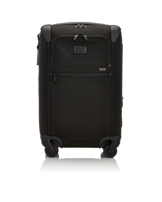 Tumi - Black Alpha Ii 22 International Expandable Carry-on Trolley for Men - Lyst