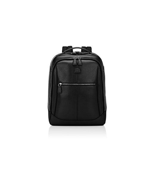 Bric's - Black Varese Director Medium Backpack for Men - Lyst