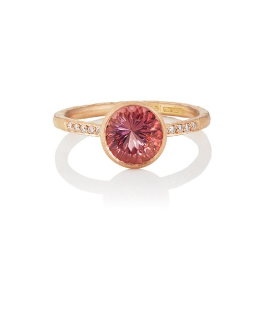 Malcolm Betts - Pink Mixed-gemstone Ring - Lyst