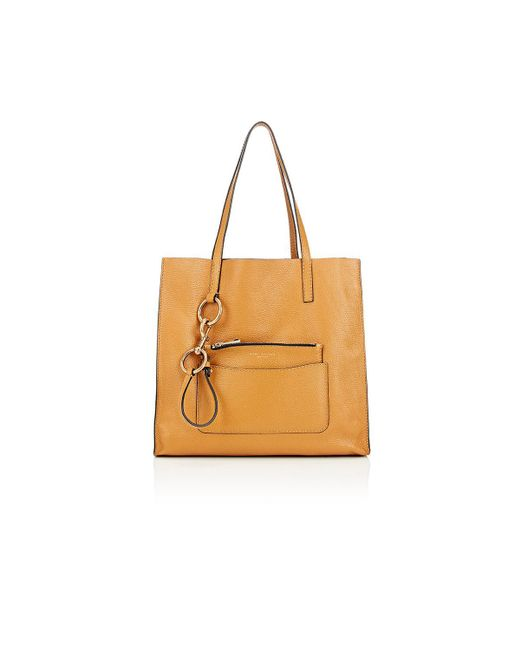 Marc Jacobs | Yellow Bold Grind Tote Bag | Lyst