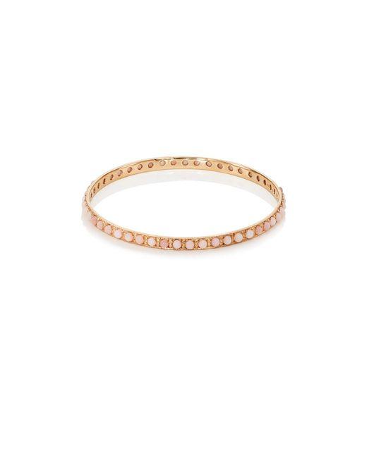 Irene Neuwirth | Pink Opal Bangle | Lyst