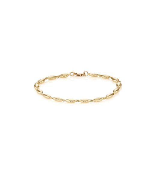 Jennifer Meyer | Metallic Tennis Bracelet | Lyst