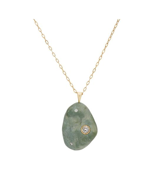 Cvc Stones - Green Mare Necklace - Lyst