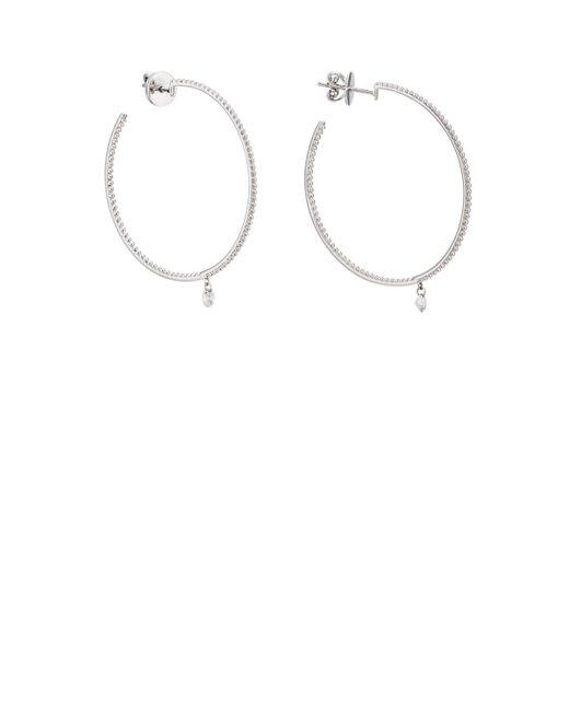 Raphaele Canot | Metallic Créoles Hoop Earrings | Lyst