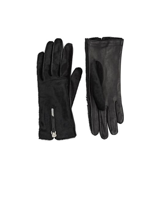 Want Les Essentiels De La Vie - Black Mozart Gloves - Lyst