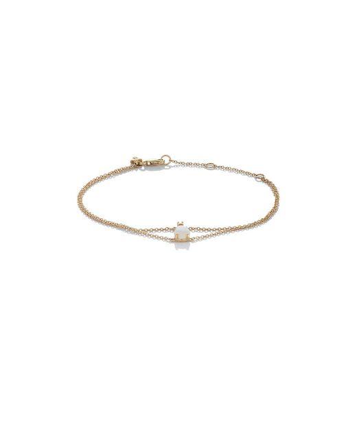 Loren Stewart | Multicolor Diamond & Opal Chain Bracelet | Lyst
