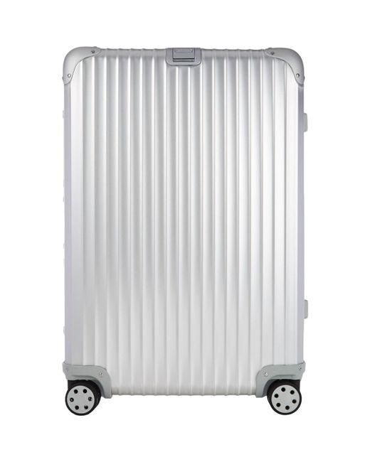 Rimowa - Metallic Topas 29 Multiwheel® Trolley for Men - Lyst