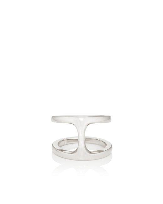 Hoorsenbuhs White Dame Phantom Ring Size 6.5