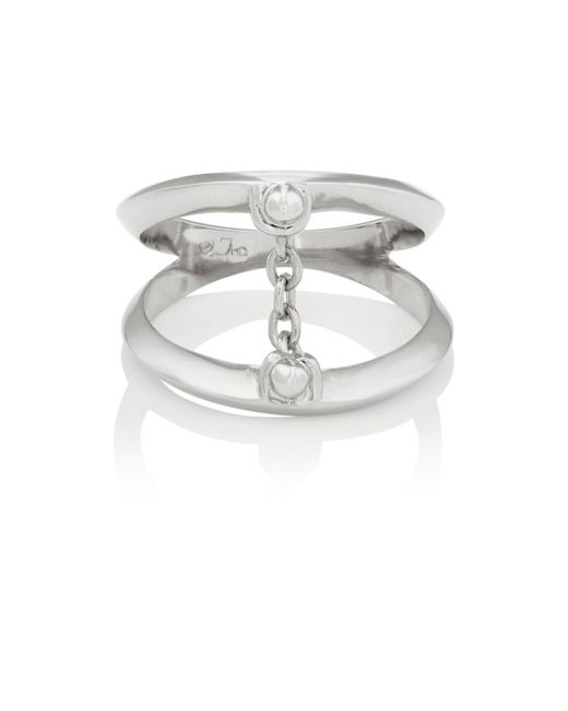 Pamela Love - Metallic Suspension Ring - Lyst