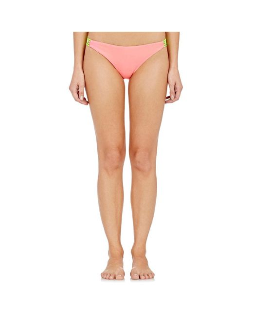 Basta Surf | Pink Zunzal Bikini Bottom | Lyst