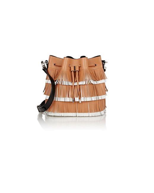 Proenza Schouler | Brown Medium Bucket Bag | Lyst