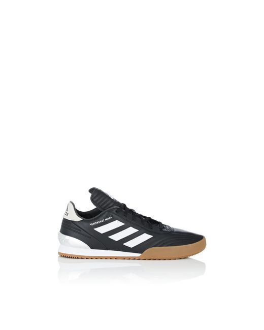 timeless design 14856 244a3 Gosha Rubchinskiy - Black Copa Super Leather Sneakers for Men - Lyst ...