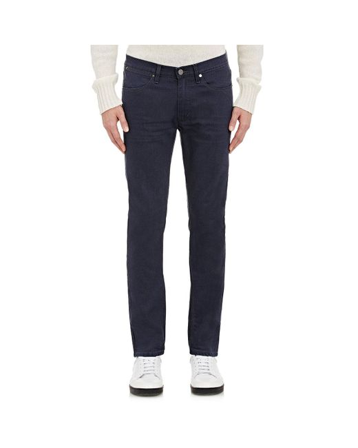 Acne | Gray Max Straight Jeans for Men | Lyst