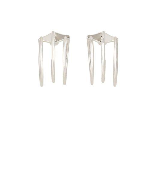 Pamela Love - Metallic Turrell Earrings - Lyst