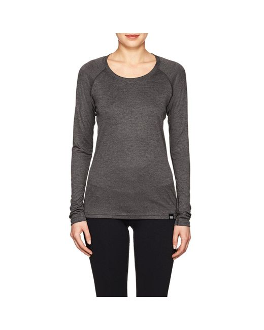 CORY VINES APPAREL - Gray Path Jersey Long Sleeve T - Lyst