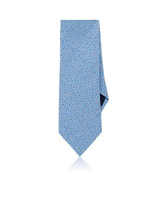 Barneys New York   Blue Leaf-pattern Basket for Men   Lyst