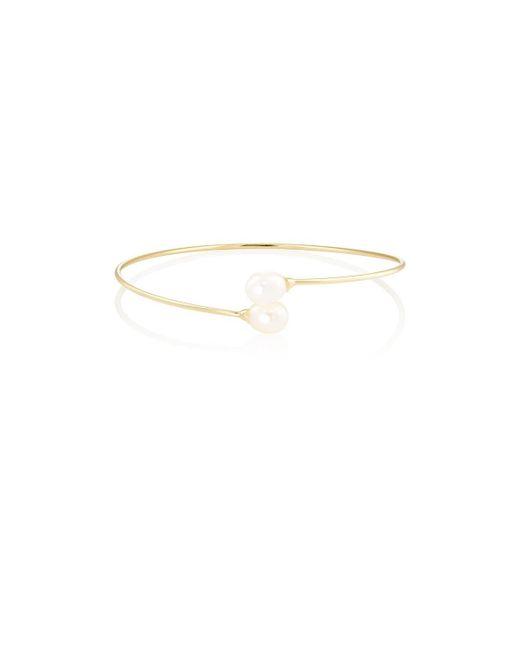 Fallon | Metallic Rotation Wire Cuff | Lyst
