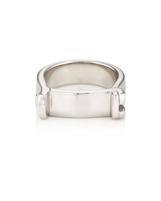 Miansai - Metallic Hudson Ring - Lyst