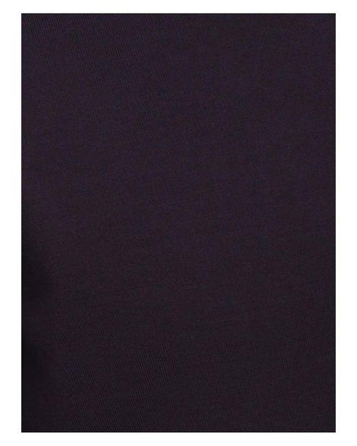 Svevo Blue Sweater - Mens - Purple/bordeaux for men