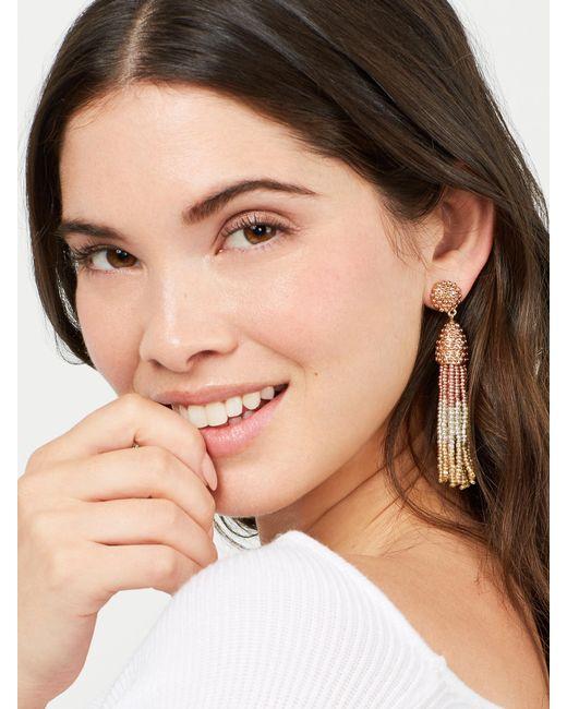 BaubleBar - Metallic Piñata Tassel Earrings - Lyst
