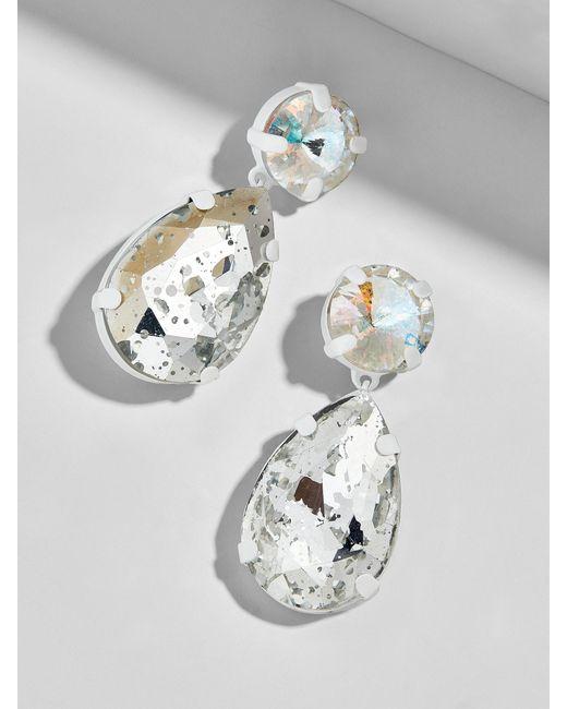 BaubleBar - Metallic Ophelia Drop Earrings - Lyst