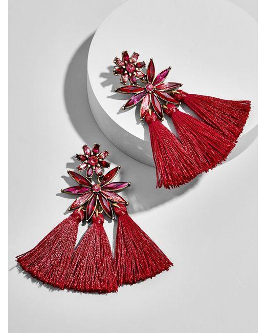 BaubleBar | Multicolor Scarlette Tassel Earrings | Lyst