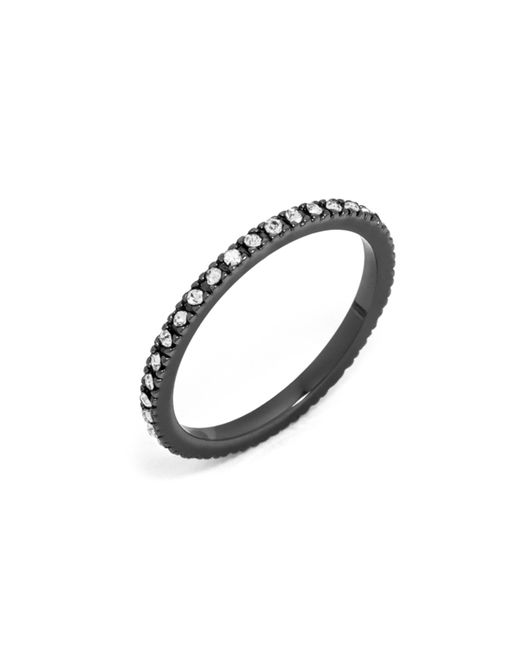 BaubleBar | Multicolor Pavé Eternity Ring | Lyst
