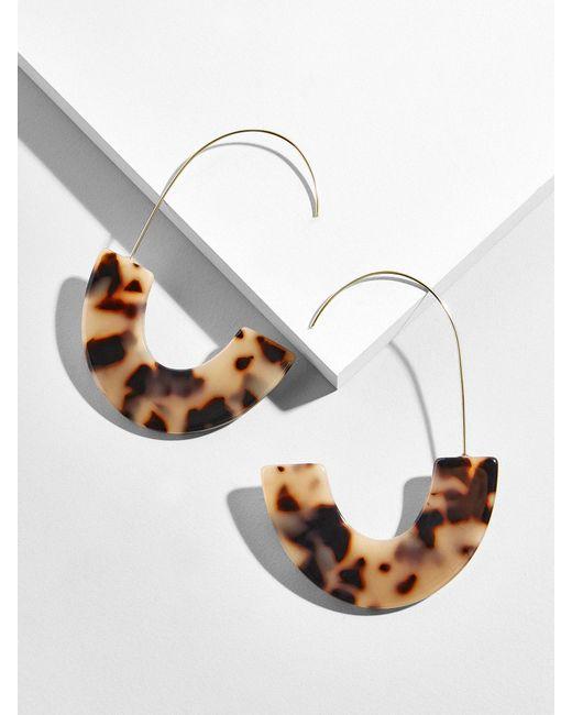 BaubleBar - Multicolor Faidra Resin Drop Earrings - Lyst