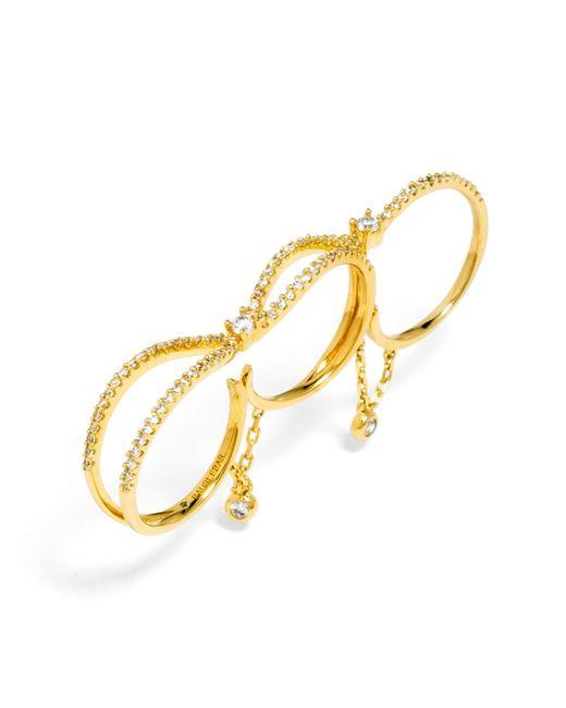 BaubleBar | Metallic Cirrus Ring | Lyst