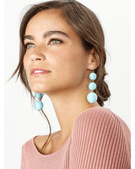 BaubleBar | Multicolor Crispin Drop Earrings | Lyst