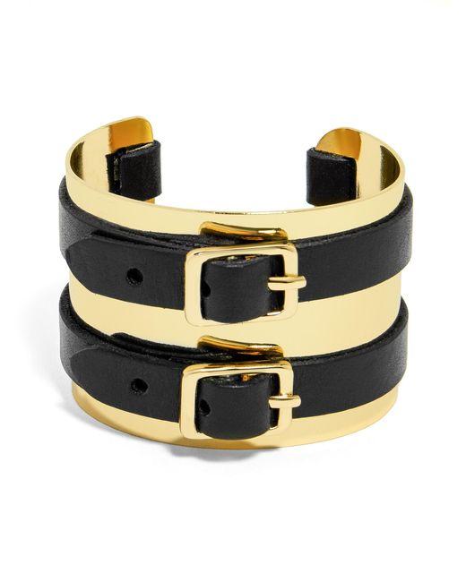 BaubleBar | Multicolor Delfina Cuff Bracelet | Lyst