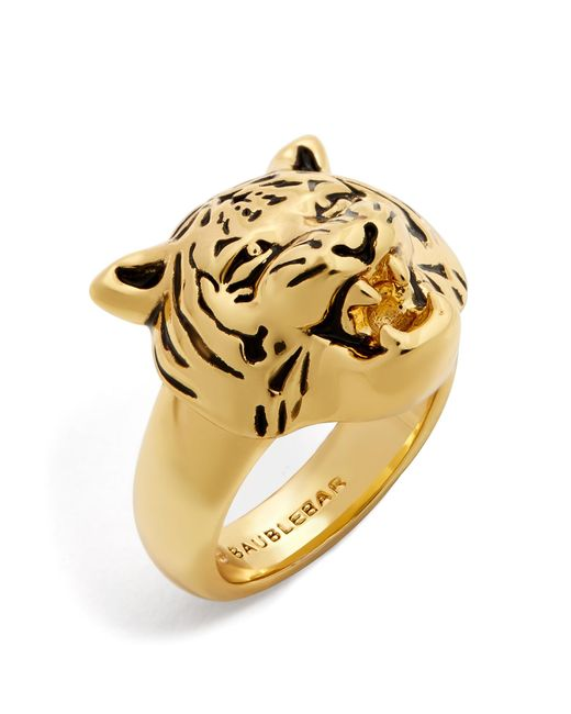 BaubleBar | Metallic Jaguar Ring | Lyst