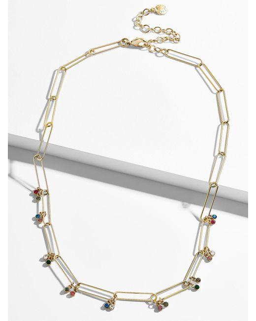 BaubleBar - Multicolor Eden Necklace - Lyst