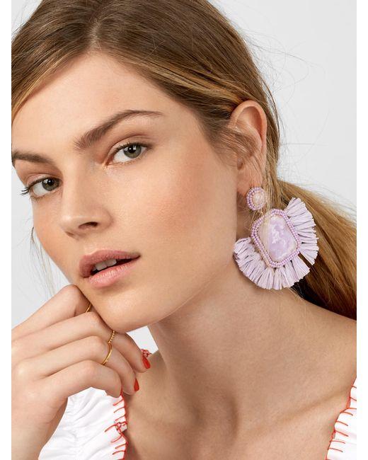 BaubleBar - Multicolor Ambrosia Drop Earrings - Lyst