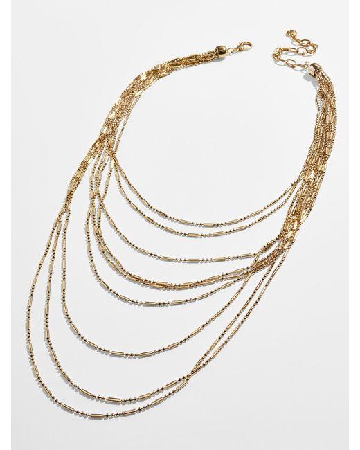 BaubleBar Multicolor Alizandra Layered Necklace