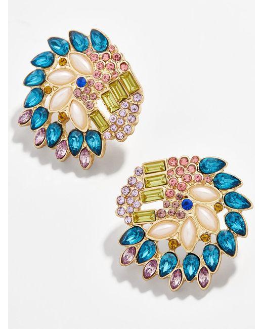 BaubleBar - Multicolor Polly Stud Earrings - Lyst