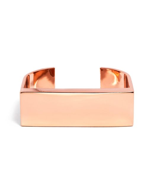 BaubleBar | Metallic Level Cuff | Lyst
