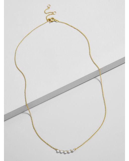 BaubleBar - Multicolor Riga Everyday Fine Necklace - Lyst