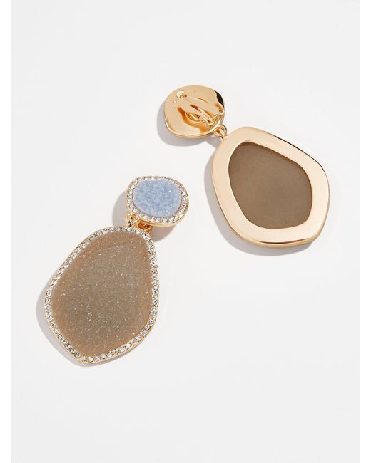 BaubleBar - Multicolor Vina Druzy Drop Earrings - Lyst